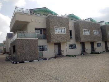 4 Bedrooms Terrace Duplex with Bq, Diplomatic Zone, Katampe Extension, Katampe, Abuja, Terraced Duplex for Rent