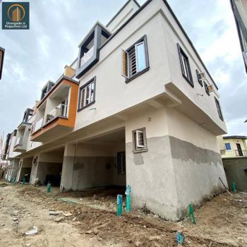 4 Bedroom Terrace House with 3 Month Payment Plan, 2nd Toll Gate, Ikota, Lekki, Lagos, Terraced Duplex for Sale