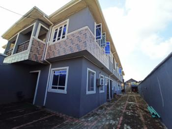 3 Bedroom Flat (upstairs) No Agency Fee, Silver Point Estate, Badore, Ajah, Lagos, Flat for Rent