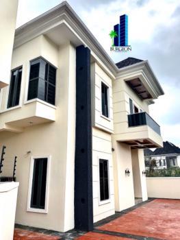 Luxurious 5 Bedrooms +1 Bq Fully Detached Duplex., Oral Estate,chevron Axis., Lekki, Lagos, Detached Duplex for Rent