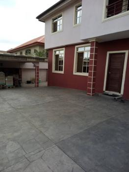 3 Bedroom Flats, College Road., Ogba, Ikeja, Lagos, Flat for Rent