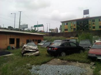 Corner Piece Land Measuring 1,000sqm, Ikorodu Road, Maryland, Lagos, Mixed-use Land for Rent