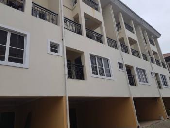 Tasteful 4 Bedroom Terrace Duplex with 2 Rooms Bq, Oniru, Victoria Island (vi), Lagos, Terraced Duplex for Rent
