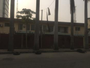 Block of Eight (8) Flats Sitting on 2000sqm, Along Amadu Bello Way, Victoria Island (vi), Lagos, Block of Flats for Sale