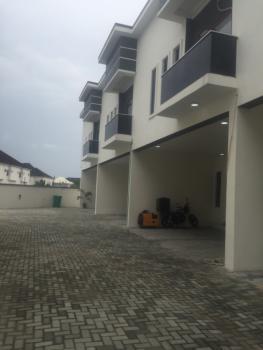Newly Built Four Bedroom Terraced Duplex, Ikota, Lekki, Lagos, Terraced Duplex for Rent