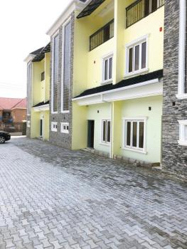 Newly Built Well Finished and Serviced 4 Bedrooms Terraced Duplex +bq, Just After Catholic Church., Life Camp, Gwarinpa, Abuja, Terraced Duplex for Sale