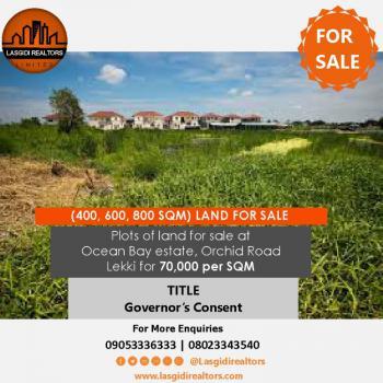 Land, Ocean Bay Estate, Orchid Road, Lafiaji, Lekki, Lagos, Land for Sale
