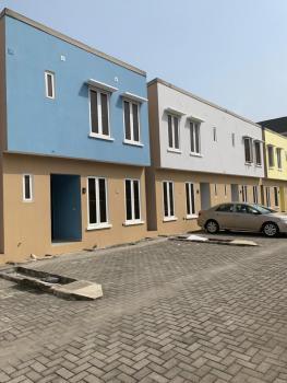 4 Bedroom Terrace Duplex, Marshy Hill Estate, Peaceville Avenue, Ado, Ajah, Lagos, Terraced Duplex for Sale
