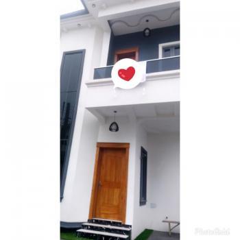 Lovely 4 Bedroom Semi Detached Duplex, Osapa, Lekki, Lagos, Semi-detached Duplex for Rent