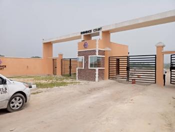 600 Sqm Land in Eminence Court, Bogije, Lekki/epe Expressway Lagos., Bogije, Ibeju Lekki, Lagos, Residential Land for Sale