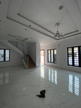 Brand New 4 Bedroom Semi Detached + Bq, Gated Environment, Osapa, Lekki, Lagos, Semi-detached Duplex for Rent