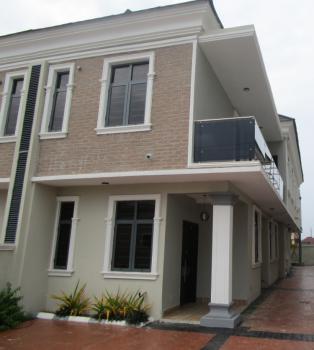 Luxury 4 Bedroom Flats with Excellent Facilities, Lekki Phase 1, Lekki, Lagos, Semi-detached Duplex for Sale