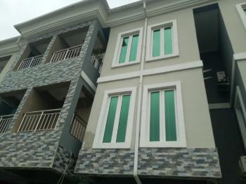 5 Bedroom Terrace Apartment with a Room Bq., Ikate Elegushi, Lekki, Lagos, Terraced Duplex for Rent