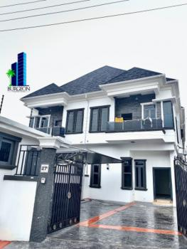 Brand New 4 Bedrooms +1bq Semi Detached Duplex, Chevron Axis, Oral Estate, Lekki, Lagos, Semi-detached Duplex for Sale