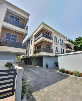 Luxury 4 Bedroom Terrace with Excellent Facilities, Off Bourdillon Road, Old Ikoyi, Ikoyi, Lagos, Terraced Duplex for Rent