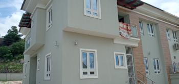 Brand New 4 Bedroom Semi Detached Duplex with Bq, Near Cedar Crest Hosp., Apo, Abuja, Semi-detached Duplex for Rent