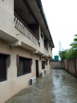 Spacious and Standard 3 Bedroom Apartment in Secured and Gated Street, Fagba, Agege, Lagos, Flat for Rent