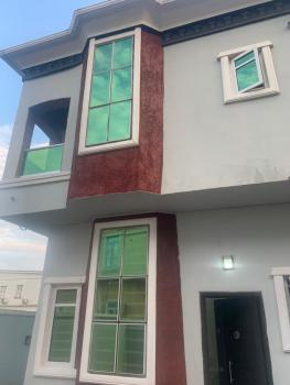 Very Lovely Furnished 4 Bedroom Duplex with a Bq..pay and Move in, Ikota, Lekki, Lagos, Semi-detached Duplex for Rent
