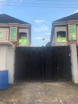 Tastefully Furnished 4 Bedroom Duplex with a Bq. Just Pay and Move in, Ikota, Lekki, Lagos, Semi-detached Duplex for Rent