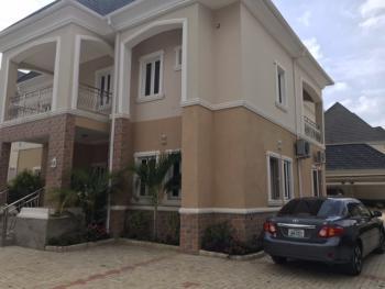 Fully Furnished & Serviced 4 Bedrooms Fully Detached Duplex., Efab Metroplis Estate., Gwarinpa, Abuja, Detached Duplex Short Let