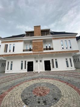 Luxury 4 Bedroom Semidetached Pent House, Ikota, Ikota, Lekki, Lagos, Semi-detached Duplex for Rent