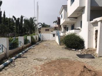 5 Bedrooms Fully Detached House with 2 Rooms Boys Quarters., Off Aminu Kano Crescent, Wuse 2, Abuja, Office Space for Rent