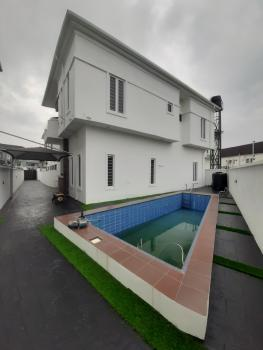 a Brand New 5bedroom Fully Detached Duplex with Swimming Pool and Bq, a Secured Estate, Ikota, Lekki, Lagos, Detached Duplex for Rent