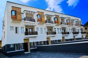 Satisfied Presidential 4bedroom Terrace, Ajiwe, Ajah, Lagos, Terraced Duplex for Rent