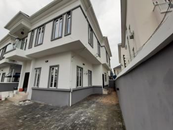 Alone in The Compound 4 Bedroom En-suite Detached Duplex with a Bq, Osapa, Lekki, Lagos, Detached Duplex for Rent