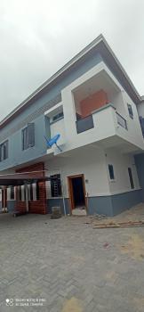 Newly Built 4 Bedroom with a Bq, Chevron Drive, Lekki Phase 1, Lekki, Lagos, Semi-detached Duplex for Sale
