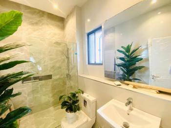 Newly Built 3 Bedroom Terrace with Bq., Inside Abijo Gra, Ibeju Lekki, Lagos, Terraced Duplex for Sale
