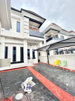4 Bedroom Semi Detached Duplex, Chevron, Lekki, Lagos, Semi-detached Duplex for Rent