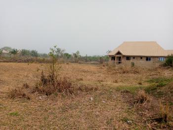 Four and Half Plot of Land in a Very Good Environment, Transformer Area, Alafara Off Idi Ishin Road Near Ajimobi Estate, Jericho, Ibadan, Oyo, Residential Land for Sale
