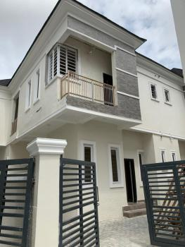 Superb 4 Bedroom Fully Detached Duplex with Bq., Chevron Alternative Route., Lekki Expressway, Lekki, Lagos, Detached Duplex for Rent