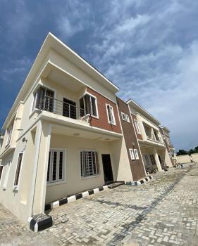 Well Built 4 Bedroom Semi Detached Duplex, Lekki, Lagos, Terraced Duplex for Sale
