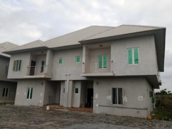 4 Units of 4 Bedroom Semi Detached Duplex with a Bq., Abijo Gra, By Chois Estate, Sangotedo, Ajah, Lagos, Semi-detached Duplex for Rent