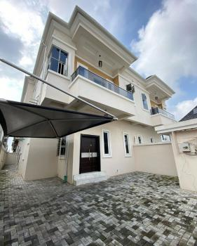 4 Bedroom Aemi Detached Duplex with Bq, Chevron, Lekki Expressway, Lekki, Lagos, Semi-detached Duplex for Rent