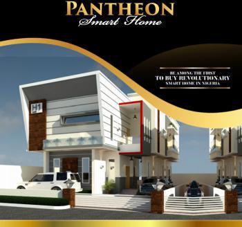 4 Bedroom Semi Detached Duplex at Pantheon Smart Homes, Buena Vista Estate, Orchid Hotel Road, Lekki Expressway, Lekki, Lagos, Semi-detached Duplex for Sale