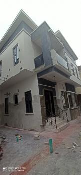 4 Bedroom with Bq, Chevron Drive, Lekki Phase 1, Lekki, Lagos, Detached Duplex for Sale