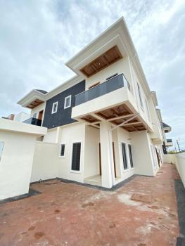 Wonderfully Built 4 Bedroom Semi Detached Duples with a Bq., 2nd Toll Gate, Lekki Phase 2, Lekki, Lagos, Detached Duplex for Sale