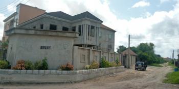 Four Bedrooms Carcass Duplex, Ogunfayo Estate, Eputu, Ibeju Lekki, Lagos, Semi-detached Duplex for Sale