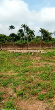 Commercial Fenced Land of 24 Acres Good for Estate Purpose, Olope-meji, New Ife Express Way, Before Asejire, Ibadan North, Oyo, Residential Land for Sale