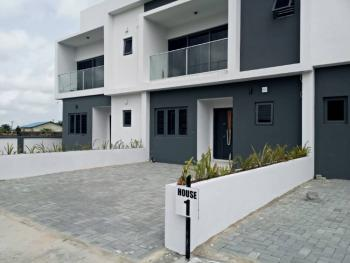Luxury 2 Bedroom Terrace with Bq & Smart Technology., Abraham Adesanya, Ogombo, Ajah, Lagos, Terraced Duplex for Sale