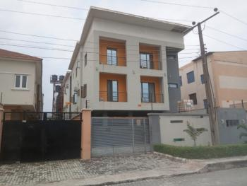 Specious 1 Bedroom Serviced Apartment with Fitted Kitchen, Lekki Right, Lekki Phase 1, Lekki, Lagos, Mini Flat for Rent