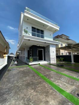 Palatial 5 Bedroom Detached Duplex with Bq and Cinema Available, Arcadia Grove Estate, Osapa, Lekki, Lagos, Detached Duplex for Sale