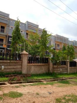 a Brand New 4 Bedrooms Terraced Duplex with 1 Bq Carcass, Kaura District, Kaura, Abuja, Terraced Duplex for Sale