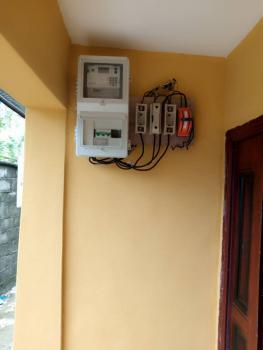 Mini Flat with 2 Toilets, After Sangotedo Bus Stop, Sangotedo, Ajah, Lagos, Mini Flat for Rent