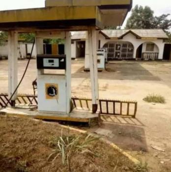 Non-functional Filling Station Sitting on 1  Plots of Land, Atan Ota, Ado-odo/ota, Ogun, Filling Station for Sale