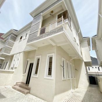 4 Bedrooms Semi Detached Duplex, Chevron Alternative Route, Lekki, Lagos, Semi-detached Duplex for Rent