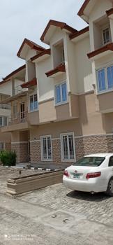 4  Bedroom with a Bq, Orchid Road Eleganza Cooplag Garden Estate, Lafiaji, Lekki, Lagos, Semi-detached Duplex for Rent
